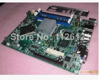 DQ965WC BTX motherboard PICO motherboard ROS motherboard server motherboard Half a year warranty(China (Mainland))