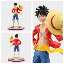 One Piece Japan Anime POP 2.0 2 years after Hat kid Monkey D Luffy PVC Action Figure Madel Toys gifts 25cm/9.5 Inch GS0188