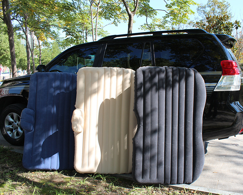 2016 Top Selling Car Back Seat Cover Car Air Mattress Travel Bed Inflatable Mattress Air Bed Good Quality Inflatable Car Bed(China (Mainland))