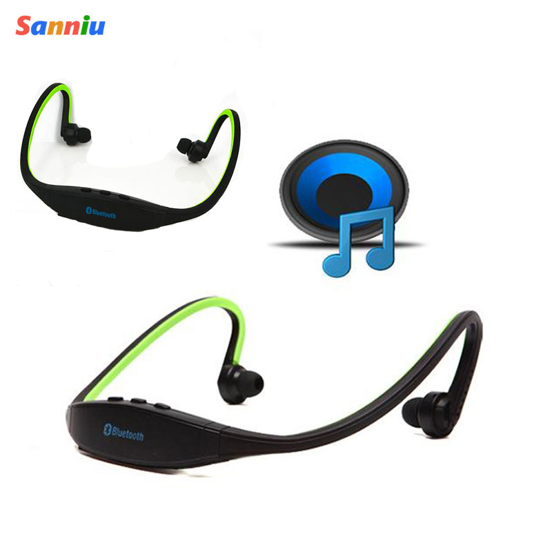 sanniu 2016 best sound new s9 music earphones wireless stereo bluetooth headphones ear hook. Black Bedroom Furniture Sets. Home Design Ideas