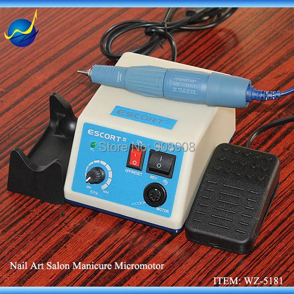 New Original Marathon Mini Micromotor Dremel Polishing Polisher for Laboratory, Industry, Jewellery, Hobby, Pedicure & Nail File(China (Mainland))