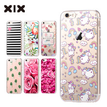 Buy coque iPhone 5S case 5C 5S 6 6S 7 Plus Flower soft silicone TPU cover 2016 new arrivals original fundas iPhone 6S case for $1.11 in AliExpress store
