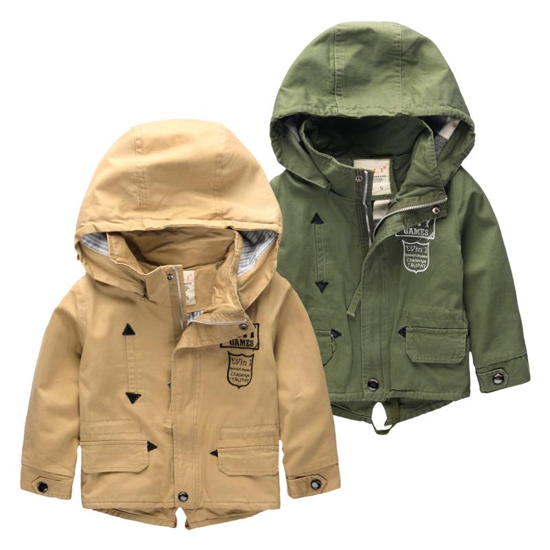 цена  Куртка для мальчиков Shmily honey boy jackets 5/8 DD026 kids clothes  онлайн в 2017 году