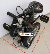 """Freeshipping  by  Fedex/UPS /12"""" inch mini folding bicycle/folding bike  the special gift/ various color /portable bike"""