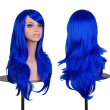 Women's Cosplay Curly Wigs With Bangs Long Curly Hair Fluffy Curly Hair(China (Mainland))