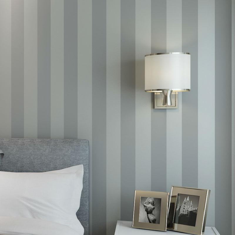 tapeten wohnzimmer grau streifen ~ surfinser.com - Wohnzimmer Mit Streifen Schwarz Wei Grau