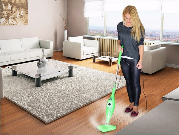HOT SALE!Multifunctional steam mop 12in1 function amazing mop home clean tools multi purpose mop cleaning machine,steam cleaner(China (Mainland))