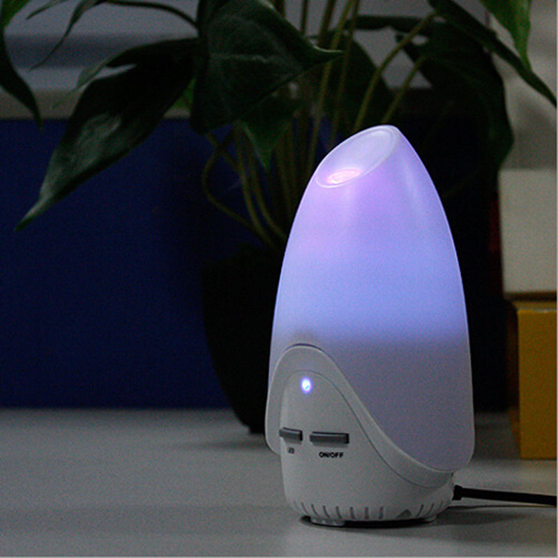 New 2014 USB Aromatherapy Machine Air Humidifier Aroma Diffuser Mini Humidifier Portable Office Household Nightlight With USB<br><br>Aliexpress