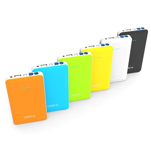 Инвертирующий усилитель мощности  DOCA  D569 USB 8000mAh аккумулятор d minamoto r20 8000 mah nimh 2 штуки