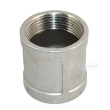 Brand New 1-1/4 inch Female x Couple Stainless Steel SS 304 Threaded Pipe Fittings - DS-ali2015 store
