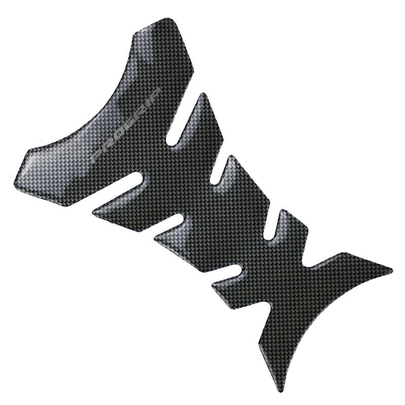 1pcs Universal Carbon Fiber Motorcycle Tank Pad Protector Sticker Fish Bone Style Motorcycle Oil Tank Stickers(China (Mainland))