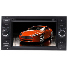7 inch MTK 800MHZ Car DVD Player For Ford Focus 800*480 HD Stereo Touch Screen GPS WIFI Bluetooth FM Radio Video dvd player P35