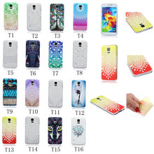 For Samsung S3 S4 S5 S6 edge Plus Luxury Quality Fashion Ultra-thin Soft TPU IMD Tower Back cover Silicone Phone Case(China (Mainland))