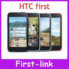 Original Unlocked HTC First GPS WIFI 5.0 MP 4.3 Inch Touch Screen Dual Core 16GB ROM Cell Phones Free Shipping in Stock(China (Mainland))