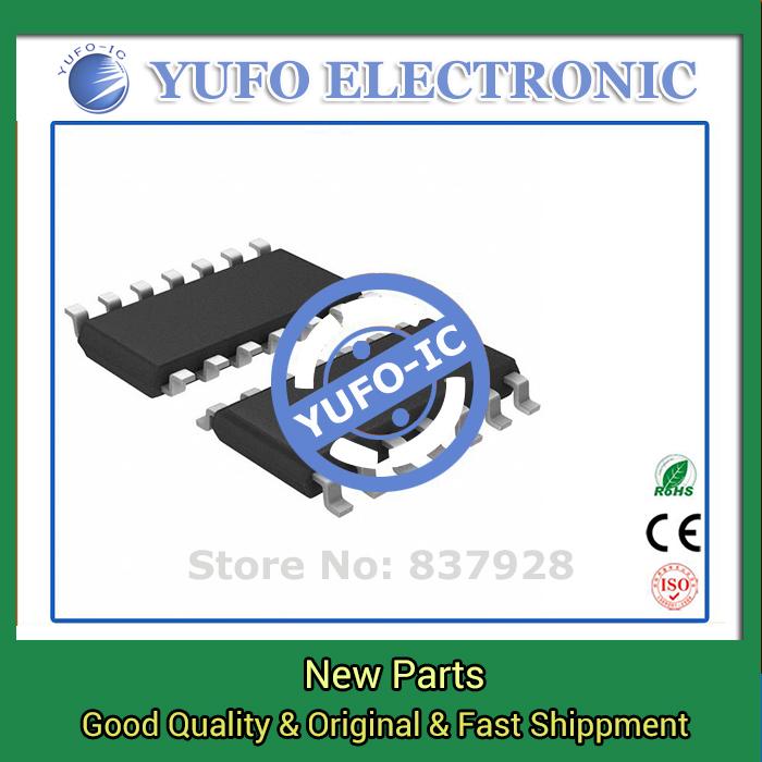 Free Shipping 10PCS TLC274AIDR genuine authentic [IC OPAMP GP 2.2MHZ 14SOIC]  (YF1115D)