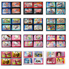 12Pcs Cars Spiderman Princess Anna Elsa Coin Purse Cute Kids Cartoon Wallet Bag Pouch Children Purse Small Wallet Party Gift