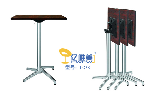 Folding table sets tall bar tables and chairs tables for Small tall end table