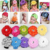Free Shipping 12 pcs/ lot 12 Colors Mixed Peony Flower Headband Baby Hair Accessary Jewelry Headwear TF004