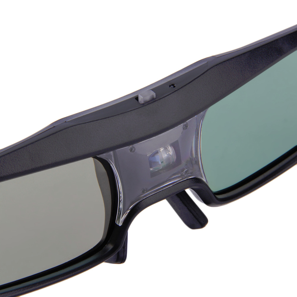 New Universal Rechargeable 3D Active Shutter Glasses for DLP-link Projector Whol