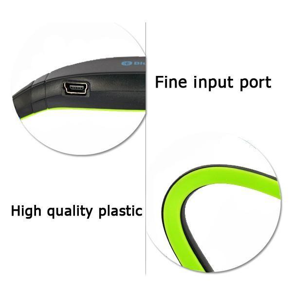 Headphone Bluetooth Wireless Bluetooth 4.1 Stereo Earphone Fashion Sport Running Headphone Studio Music Headset with Microphone