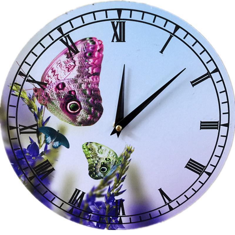 2015 Hot Sale Wall Clock 3d Clocks Modern Murale Watliving