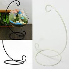 Hanging Crystal Iron Candlestick Candle Holder Flower Vase Wedding Home Decor Free Shipping(China (Mainland))