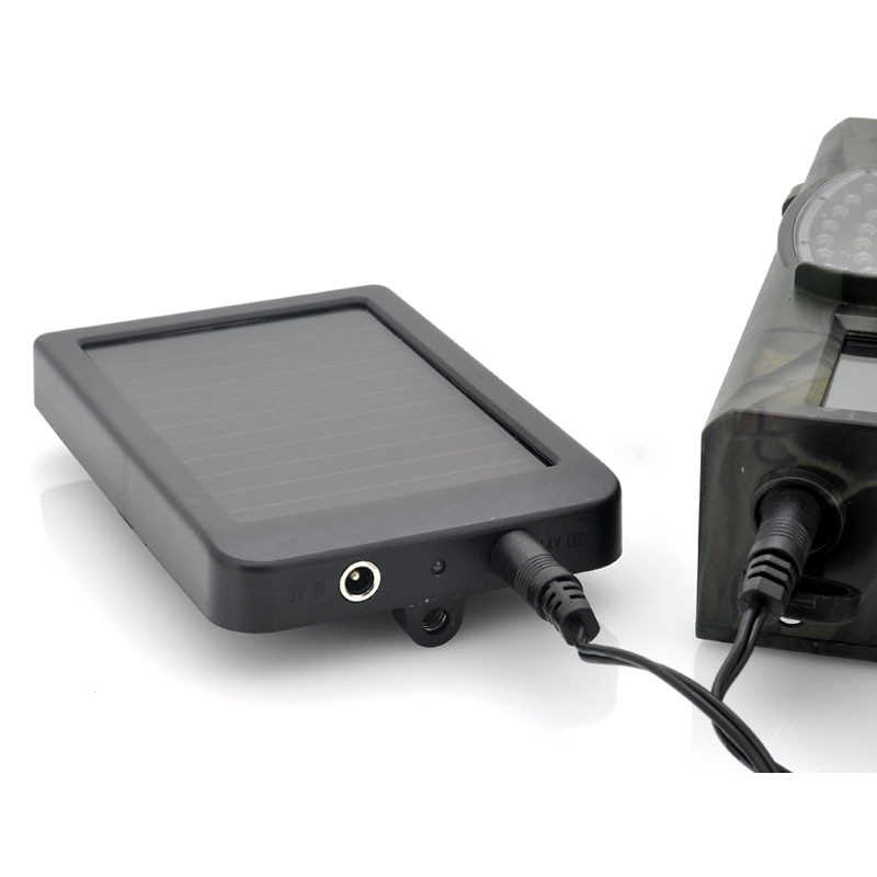 Wholesale Hunting Camera Battery Solar Panel Charger
