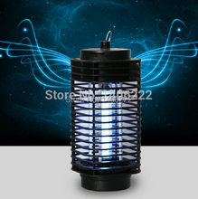 Free Shipping!!1pcs 220V Electric Mosquito Fly Bug Insect Zapper Killer With Trap Lamp(China (Mainland))