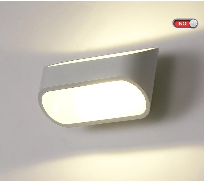 Comprar luz led de pared moderna l mpara for Decoracion led hogar