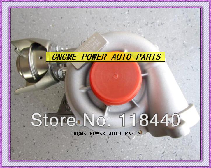 Турбо GT1544V 753420 750030 750030 - 0001 750030 - 0002 турбокомпрессор для PEUGEOT 206 307 407 фокус C4 C5 S40 V50 DV4T DV6T 1.6L Hdi
