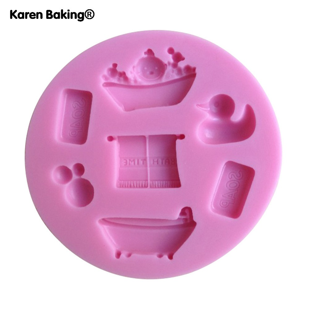 Buy new bath time chocolate candy jello for H g bathroom mould spray