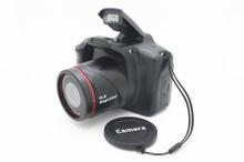 "12Mp Max 5MP CMOS Sensor SLR Digital Camera with 1280x720P HD Video and 2.8"" Color Display, 4 x AA Battery with Flash, 2Pcs/Lot(China (Mainland))"