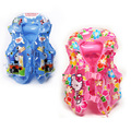 Free shipping 2-8 Years Kids swimming vest children, baby swimming float coat , pool toy Blue Pink