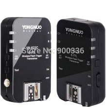 Buy Yongnuo YN-622C YN 622C Wireless TTL Flash Trigger Canon 1100D 1000D 650D 600D 550D 7D 5DII 40D 50D for $77.22 in AliExpress store