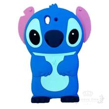 Buy Lovely 3D Cartoon Soft Rubber Back Skin Silicon Silicone Cute Stitch Case Cover Sony Xperia Z L36H Movable Ear for $3.08 in AliExpress store