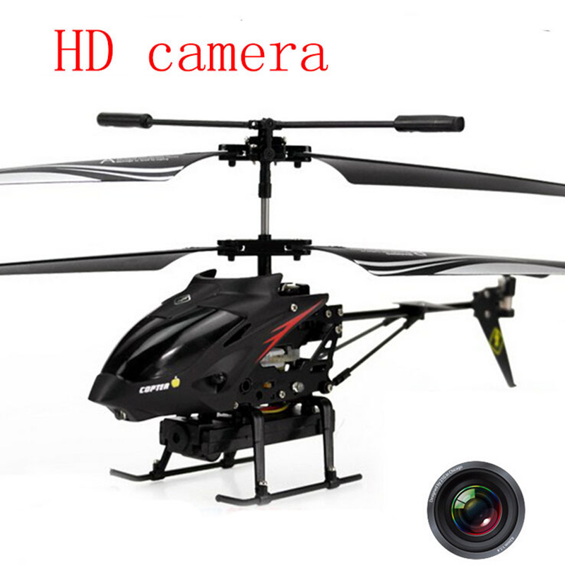 Free shipping high quality electronic toy WL S977 3.5 CH Radio remote control helicopter Metal Gyro rc helicopter With Camera(China (Mainland))