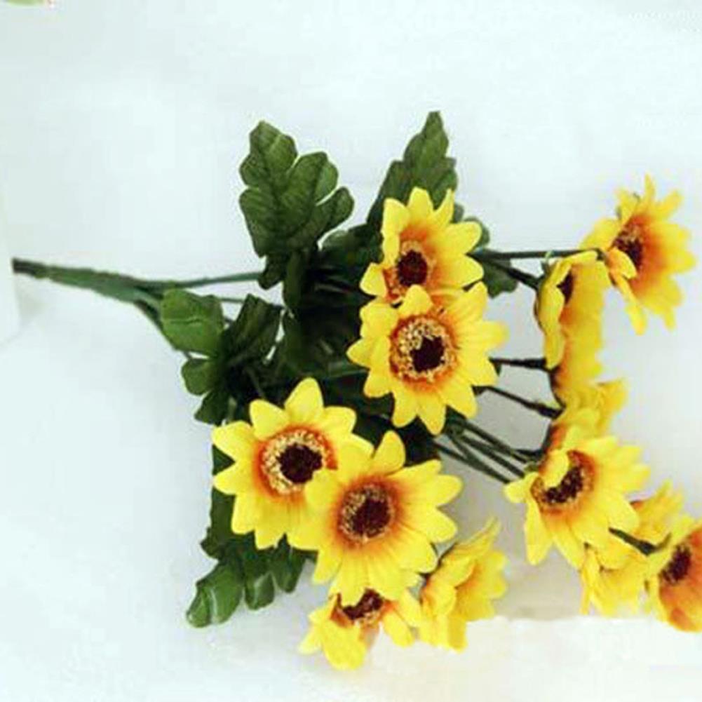 Achetez en gros tournesol bouquet de mariage en ligne for Bouquet pas cher livraison gratuite