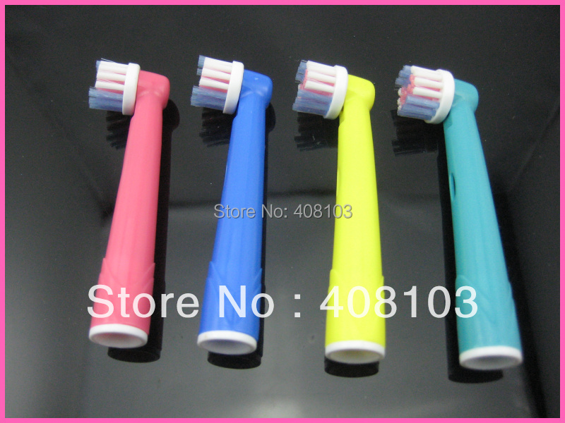 Excelent Quality 2400pcs/lot Replacement Standard EB17 electronic toothbrush Heads 4pcs=1pack Free Shipping<br><br>Aliexpress