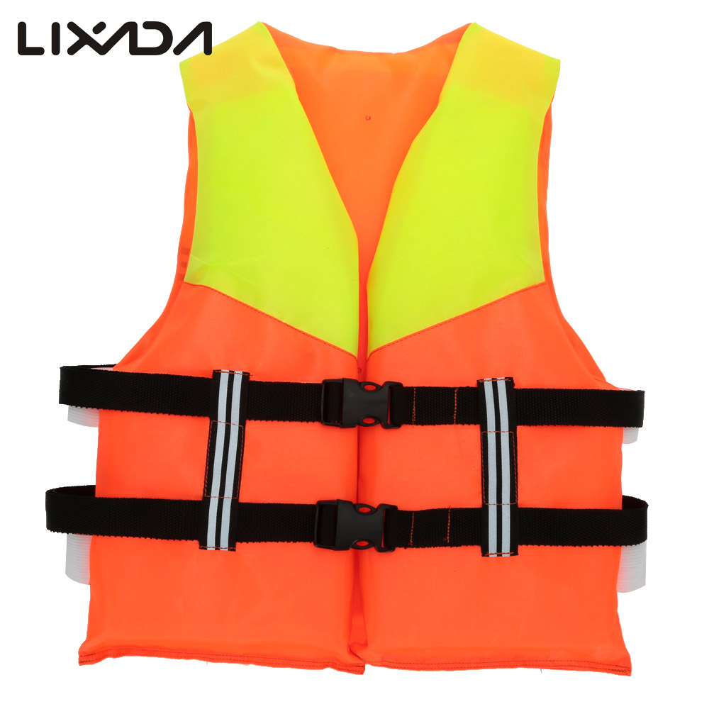 Child Kids Safety Vest Life Jacket for Swimming Boating Drifting Life Vest Professional Swimwear Survival Suit(China (Mainland))