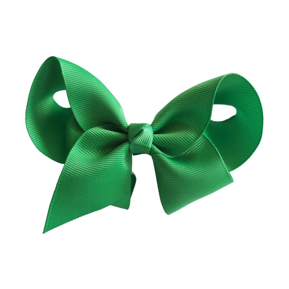 6 pcs 4 inch Hair bow WITH Clips Baby Toddler Teen Girl hair accessories Headwear Hairpins Hair clip School Hair bows Hairgrips