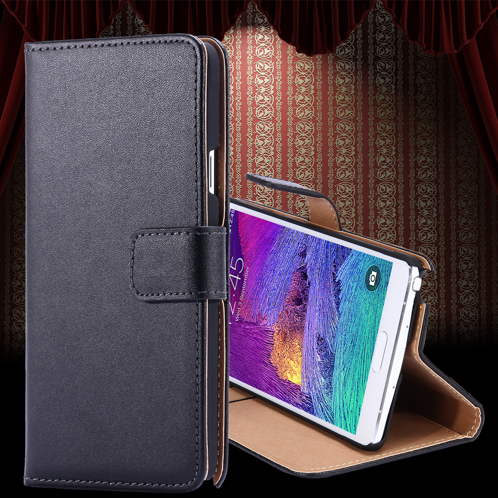 Real Genuine Leather Case for Samsung Galaxy S5 SV I9600 Retro Wallet Stand Phone Accessories Luxury Flip Cover for Galaxy S5(China (Mainland))