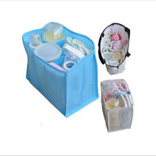 New Baby Diaper Nappy Changing Storage Bags Inner Containers Maternity Handbag Multi Liners Lining Divider 3