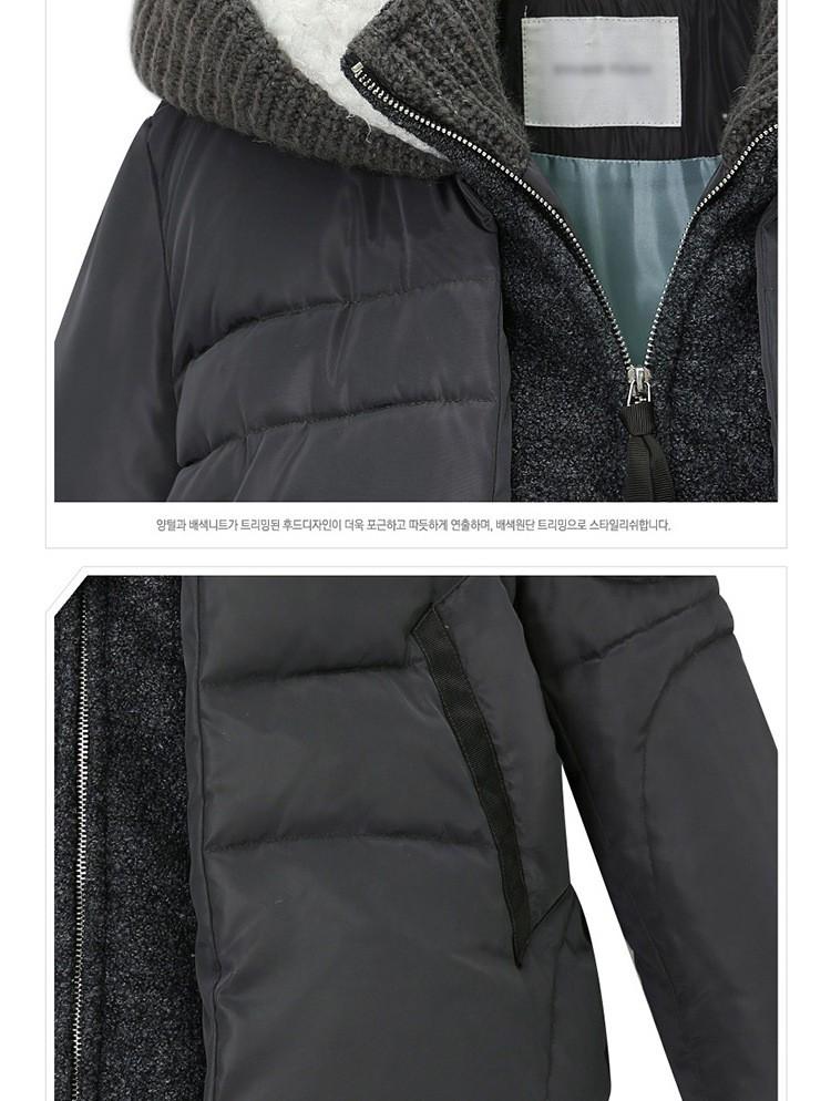 Adogirl Uzun Kış Parkas Aşağı Ceket Kadınlar Artı Boyutu 5XL Ince Kadın Kalınlaşmak Parka Pamuk Giyim Gri Giyim Kapşonlu Palto