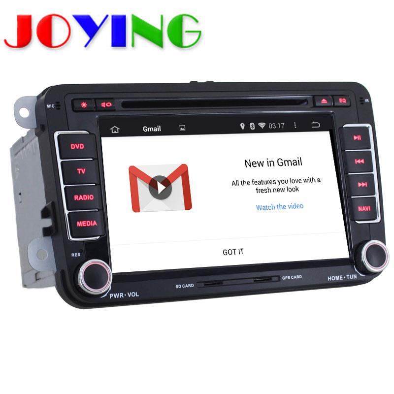 2 Din 7 inch 1024*600 Android 4.4 Car DVD Player For VW Volkswagen Passat B6 Skoda Octavia Superb Navigation GPS Radio VW Canbus(China (Mainland))