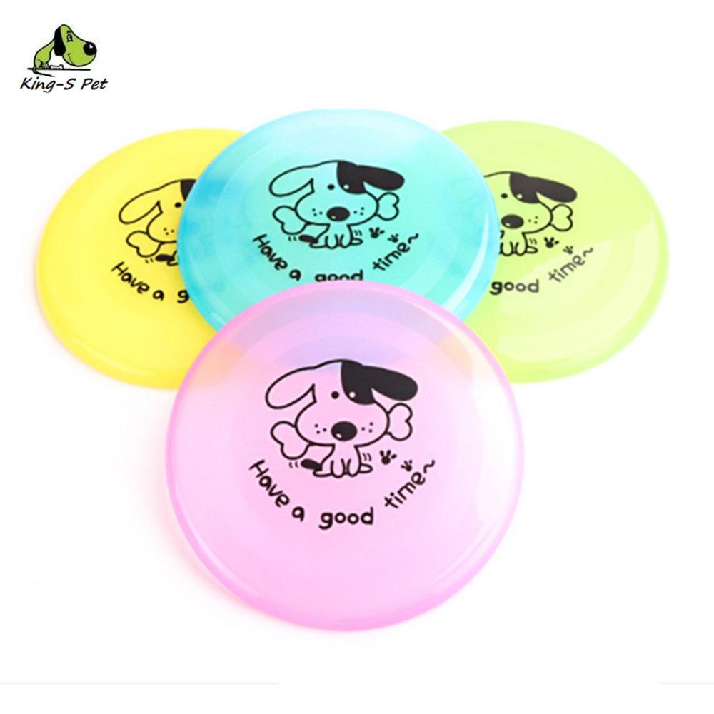 Dog Toys Pet Toy dog Face Frisbee High Quality Plastic Pet Training Good Flexibility Moderate Hardness Not Fade Free Shipping(China (Mainland))