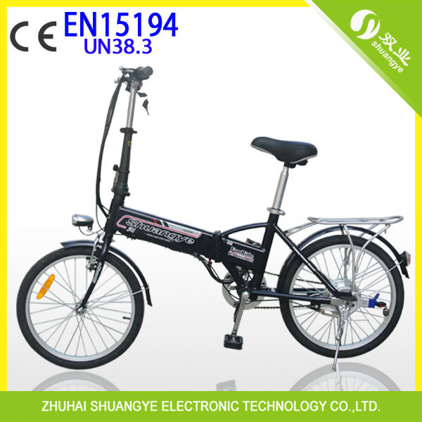 e-bike new style 250w 36v Folding Lithium bike Electric City Bicycle(China (Mainland))