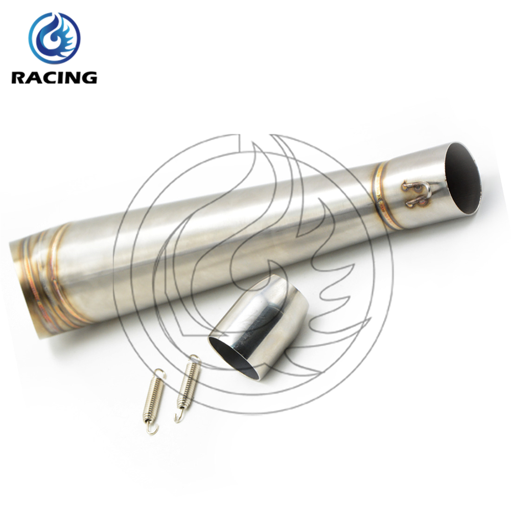 new products Modified motorcycle exhaust pipe stainless steel motorbike exhaust pipe For Honda HORNET 250 600 900