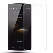 Buy Screen Protector Tempered Glass Doogee X5 Max Pro Y6 X7 Homtom Ht17 Ht6 Pro Ht3 Pro Ht7 Pro Protective Film for $1.08 in AliExpress store