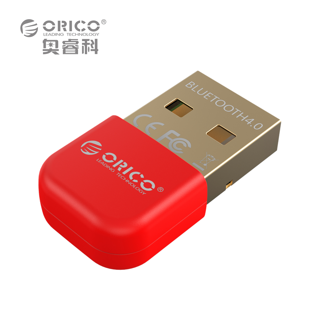 ORICO Mini USB Bluetooth Adapter V4.0 Dual Mode Wireless Bluetooth Dongle CSR 8510 4.0 Bluetooth Transmitter for Windows10 32/64(China (Mainland))