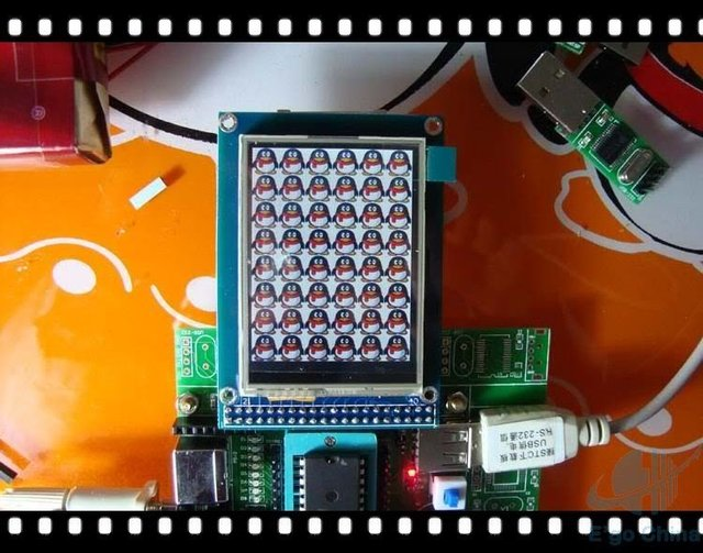 """Free shipping,2.4"""" 320*240  TFT LCD Module Display + Touch Panel + PCB adapter+SD Socket"""